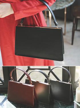 Modern Gold Square Tote Bag