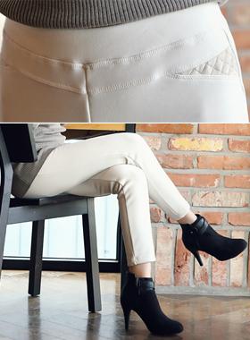 Tax Patch Span Leggings Pants Ⅱ