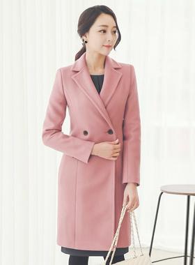 Modern Stitch Taylor Wool Coat