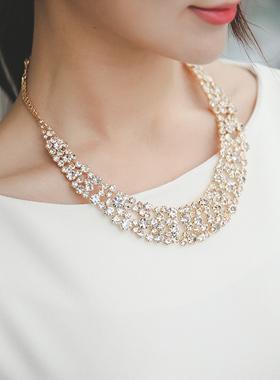 Noblesse Oblique cubic necklace