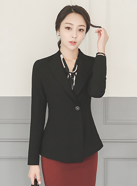 Modern stitch wing kara Jacket