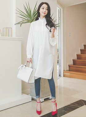 Shea Freel Long Blouse & Dress