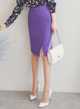 Ultra Violet incision Skirt