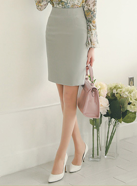 pastel Span Hline Skirt