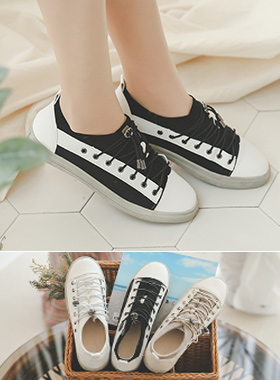 string color combination Sneakers