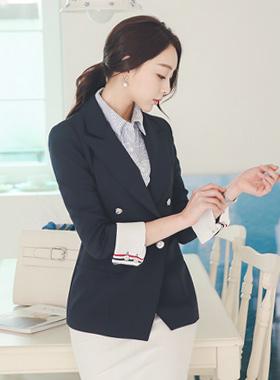 Smart Retail Coloring double Jacket