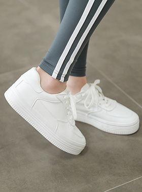 Casual Cowhide Sneakers