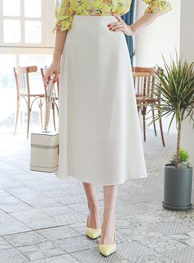 Lady Chiffon Rong skirt