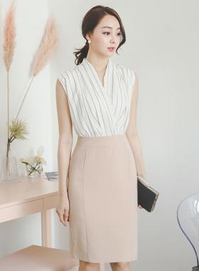 Stripe Sweet Dress