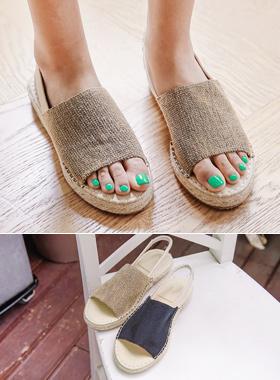 Sufudy Banding Sandals