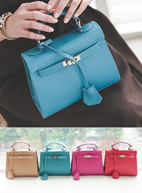 Vivid Mini Kelly Tote Bag