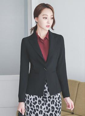 Office Tailored single Jacket