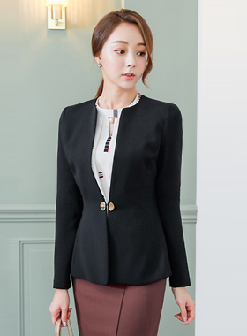 Mime Gold brooch No collar Jacket