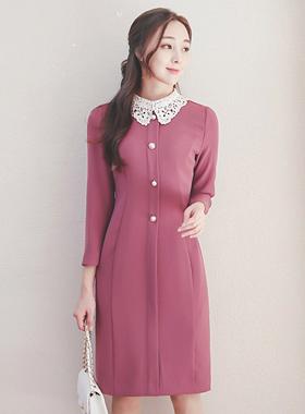 lovely Race Kara pearl Dress