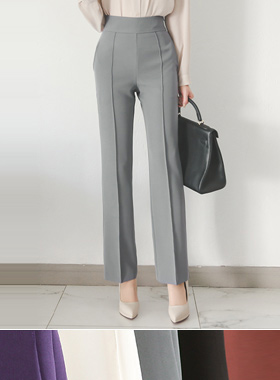 Glam pin tin line High Slacks
