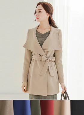 Soft Wing Kara Highneck Jacket (fall)
