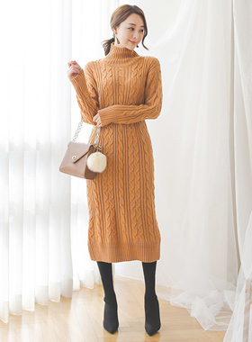 Slim Knit Paula dress