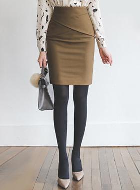 Tulippeplum Hline Skirt (winter)