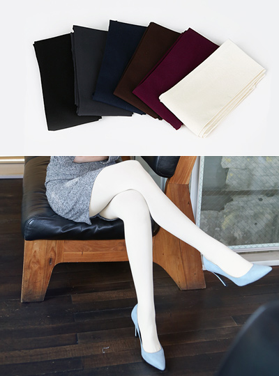 Multi-colored stockings 150D