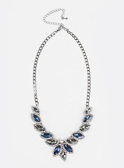 Petit cubic necklace