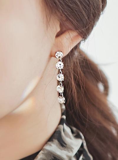 Elba cubic earring