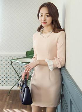 Pleats Dress retail ribbon Ⅱ