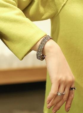 Lara cubic bracelet
