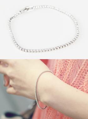 Normal Silver bracelet