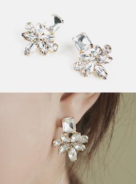 Boaz cubic earring