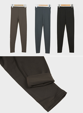Silky Air Span napping Leggings