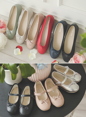 Merry US bowknot Flat shoes