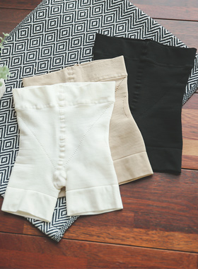 Corrugated pressure gaiter underpants