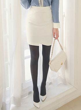 Soft Uncut Skirt