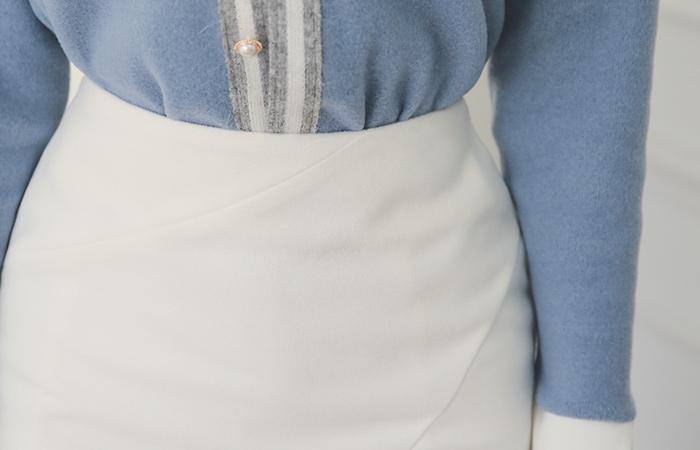 Soft Uncut Skirt
