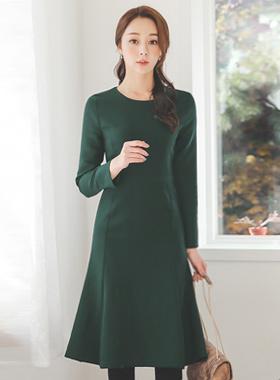 Lady Gord Flare Dress