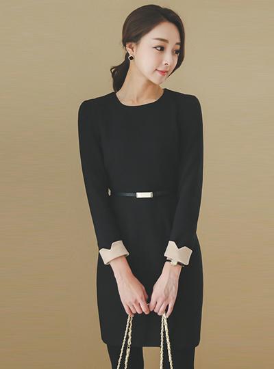 Memory Black Dress