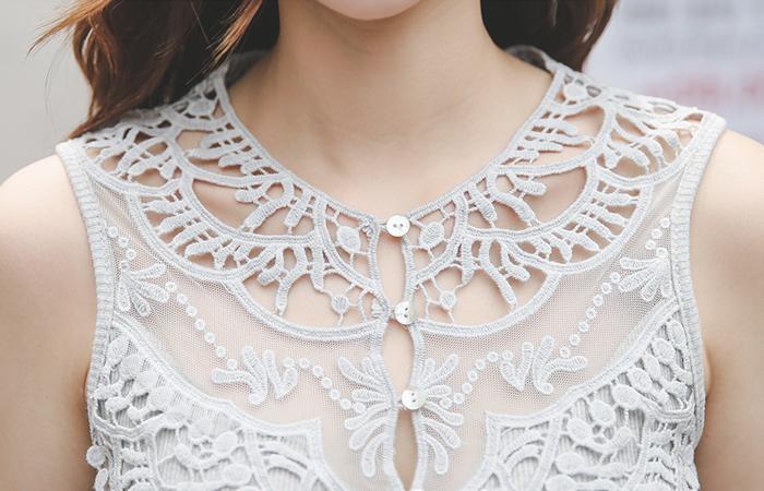 Glam Antique Race Sleeveless shirts