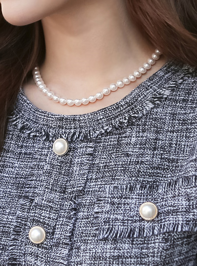Jane pearl Necklace