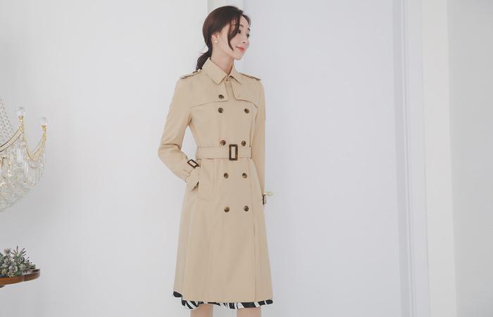Diana Long Trench Coat Ⅱ