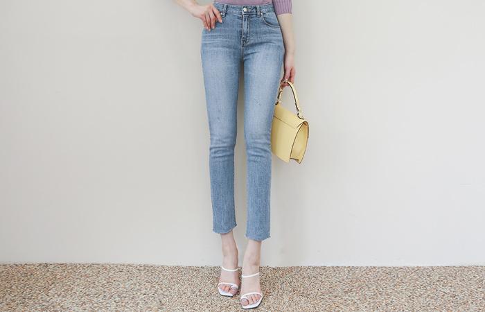 True Washing Slim Fit Denim Jeans