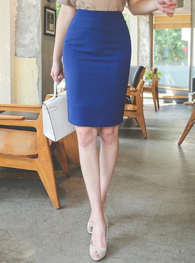 쿨 Basic H-line Skirt(summer)