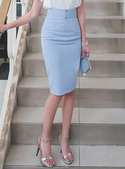 Pretty high waist Midi skirt (summer)