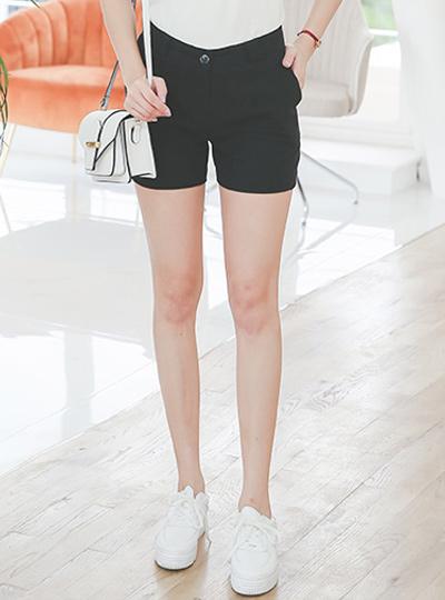 Organic Linen Texture 3 Piece Short Pants