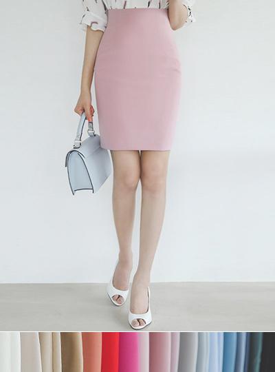 ARDEN High-Waist Midi Skirt(summer) Ⅲ