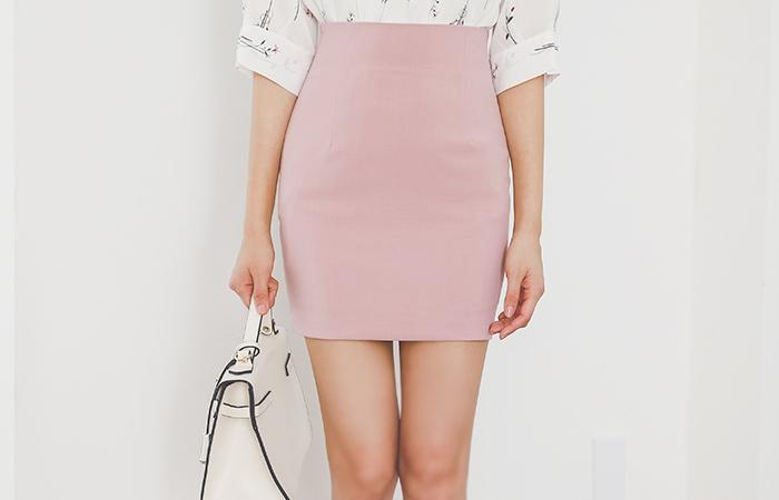 ARDEN High-Waist Mini Skirt(summer) Ⅲ