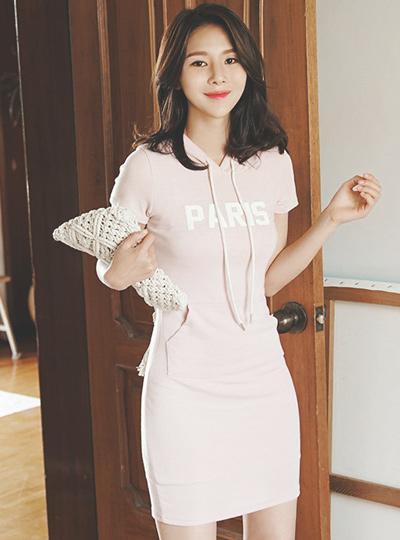 Paris Hood Training Dress