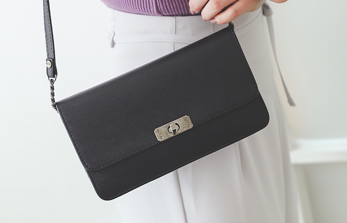 Modern Square Clutch bag