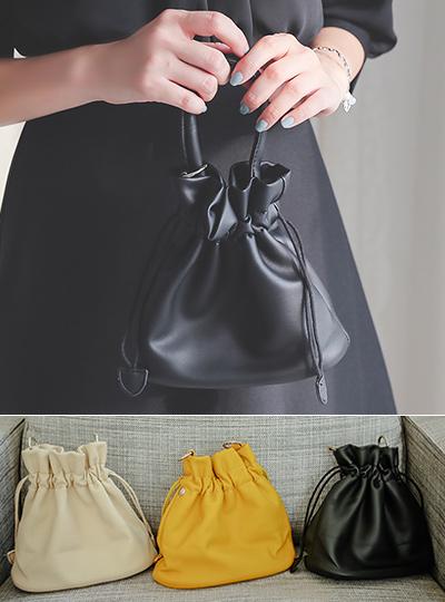 Lovely Mini Tote&Cross Bucket Bag