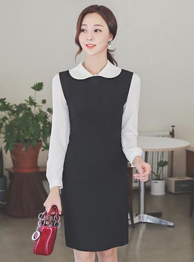 Modern Lady Slim Line H Dress