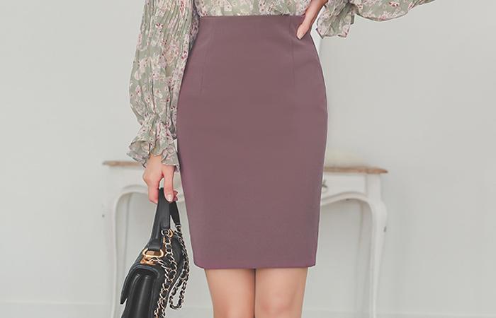 ARDEN High-Waist Midi Skirt(fall) Ⅱ